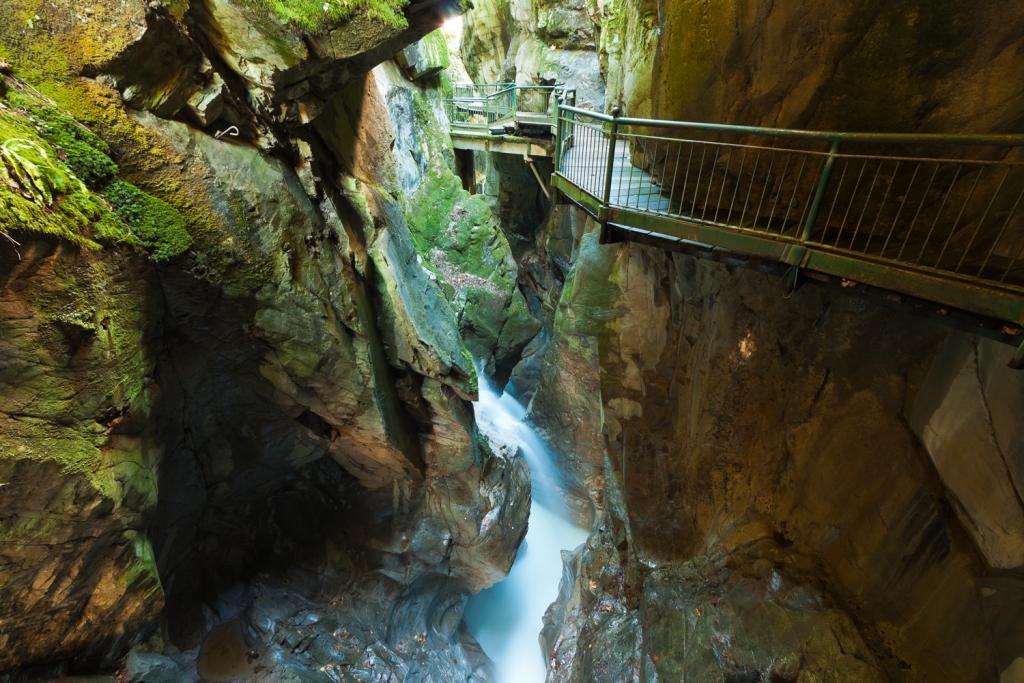 Il sentiero del viandante - Orrido di Bellano