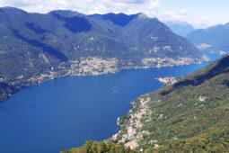 Brunate: la terrazza sul lago di Como