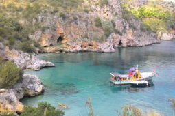 Il Cilento, terra di miti e  dieta mediterranea.