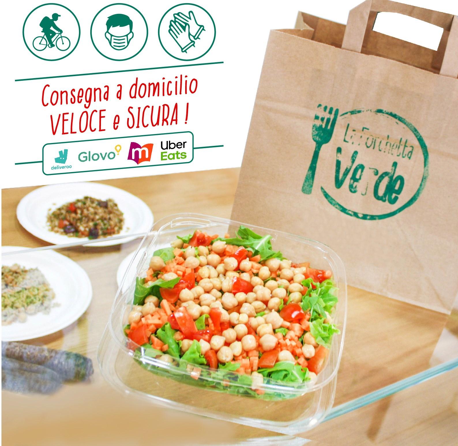 Delivery la forchetta verde