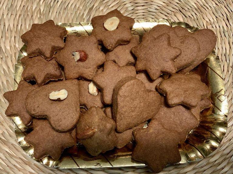 biscotti datteri e carrube