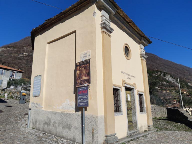 Greenway-del-lago-di-Como_6-Inizio-salita-al-Sacro-Monte