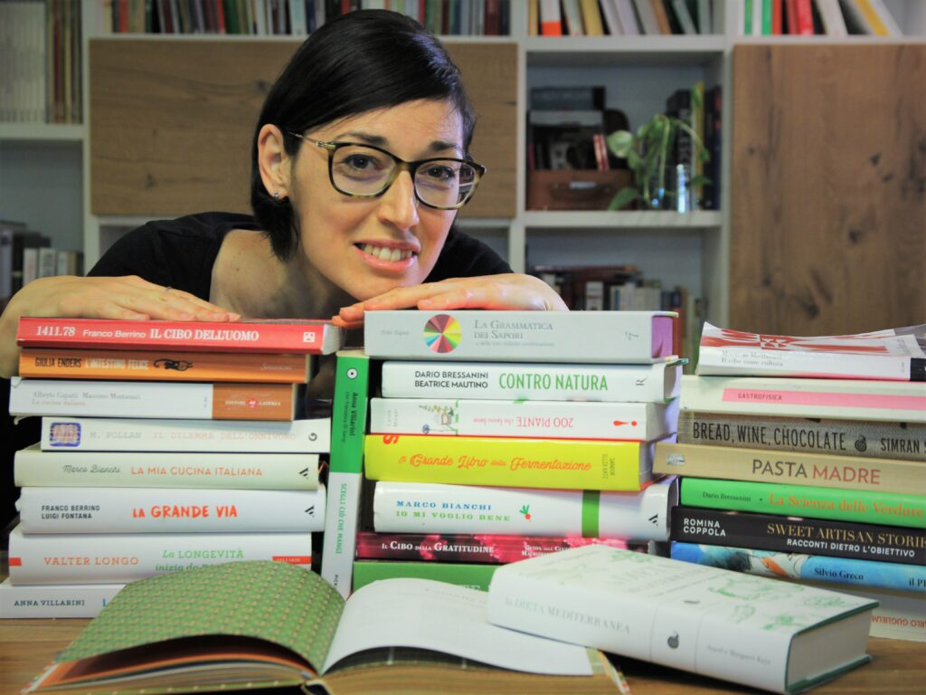 bibliografia vita da sani, libri, alimentazione, cucina, cibo