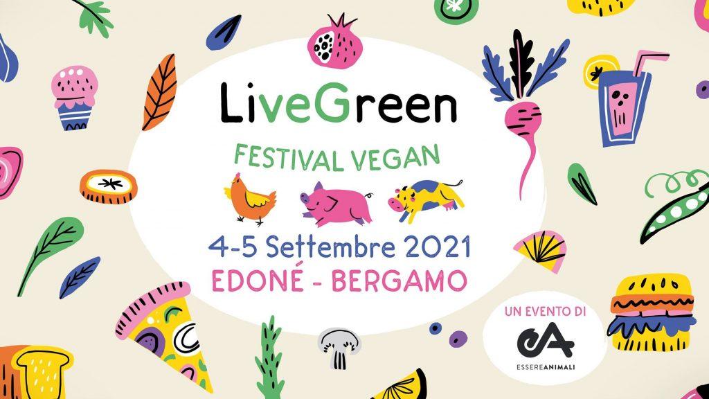 Live Green festival vegano