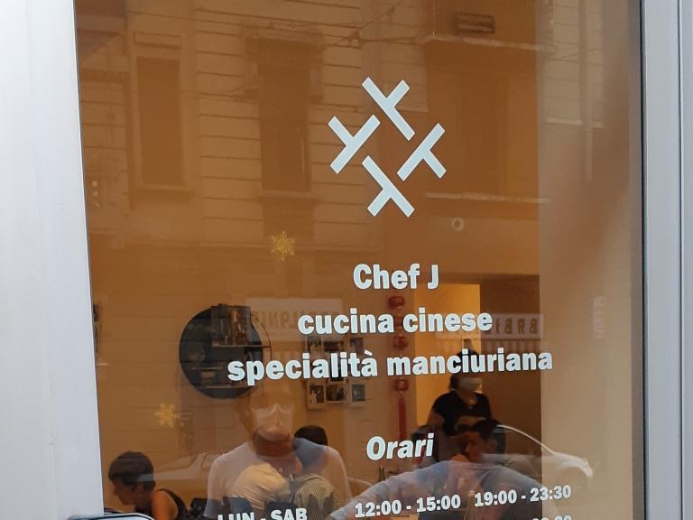 Chef J locale