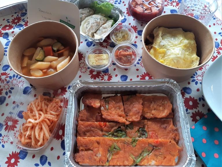 GinMi Milano tradizione coreana asiatica